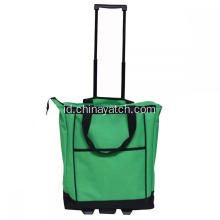 Harga Murah Lady Wheeled Trolley Shopping Bag